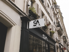 Логотип SA