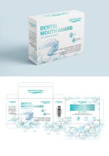 Дизайн упаковки Dental