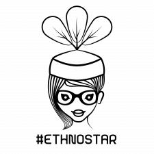 "Логотип ""Ethnostar"""