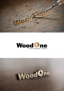 """Логотип """"Wood One"""""""