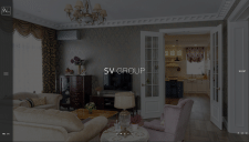 Корпоративный сайт - выставка SV Group