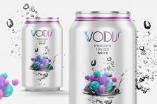 Дизайн этикетки для напитка