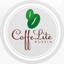 РАзработка логотипа Кофелайф Россия