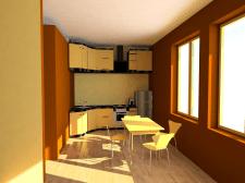 Перепланировка квартиры для 2 человек