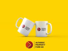 Логотип для страховой компании в Швейцарии