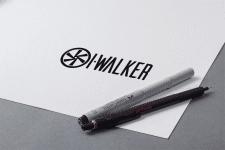 логотип для сигвея I-WALKER