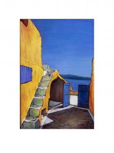 Рисунок.Греция.