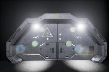 Ворота( игровая модель для UE4)