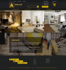 Создание интернет-магазина adis.club на OpenCart