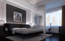 Молдованка. Спальня (вид 1)