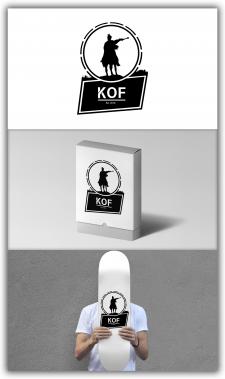 Logo for KOF
