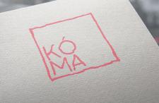 """Логотип для пространства """"КОМА"""""""