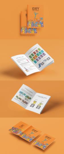 This is Idby. Дизайн и верстка каталога