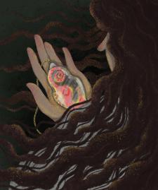 Иллюстрация элексира