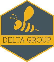 Логотип для компании Delta-Group