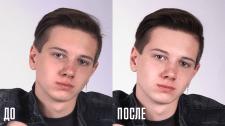 Обработка портрета | Ретушь