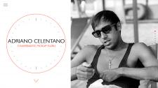 Adriano Celentano: charismatic pickup guru