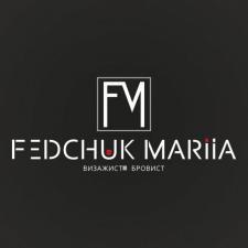 Логотип для визажиста