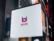 Логотип BEONE