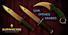 New knifes cs go for burningcase.com