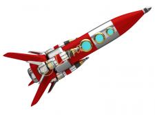 Красная ракета