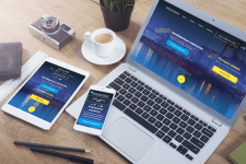 Разработка сайта для логистических услуг