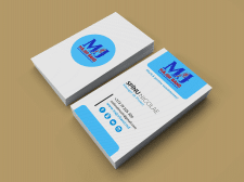 Business Card - Major Band