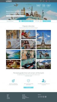Дизайн сервиса для поиска экскурсии и гида