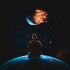 Обложка для альбома ( DeTa4 - NOVA )