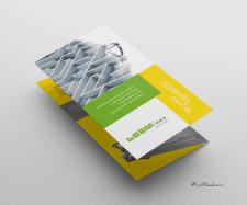 Буклет для рекламного аненства