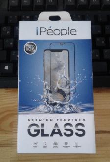 Упаковка для защитных стекол