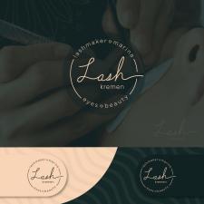 Логотип для мастера наращивания ресниц