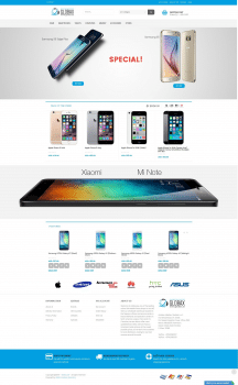 Интернет-магазин по продаже электроники