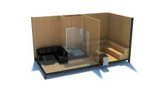 Модульная баня