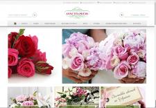 Сайт на Опенкарт продажа букетов
