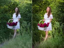 Цветокоррекция серий фото (от 50 шт)
