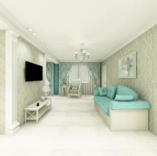 Квартира в нео-классике