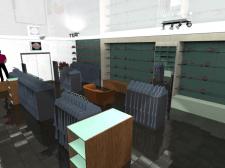 Дизайн интерьера магазина