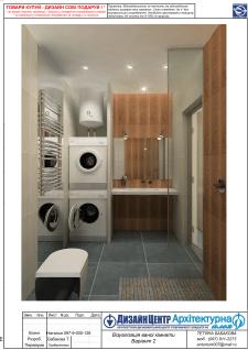 Дизайн проект вана 02
