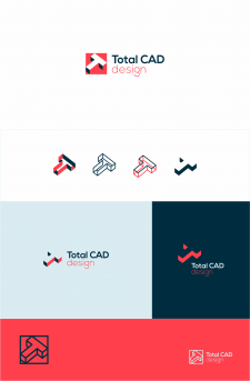 Логотип для архитектурной фирмы