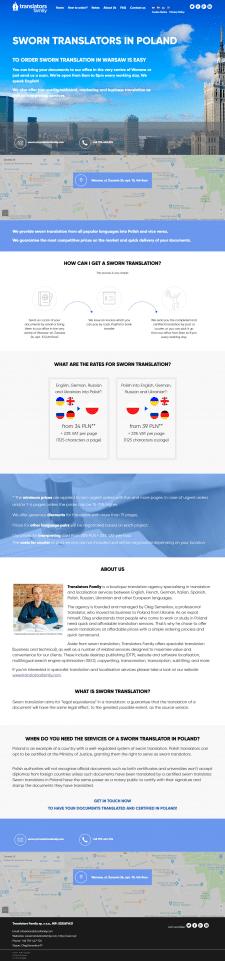 Sworn.pl - Официальный перевод на польский