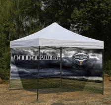 Дизайн выставочной палатки