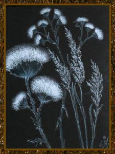 Кисточки художницы Осени