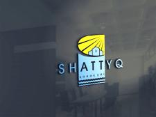 """Логотип гостиницы """"Шаттык"""""""