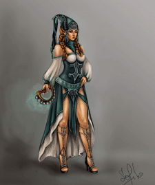 Fantasy character