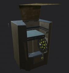 Модель 3д принтера