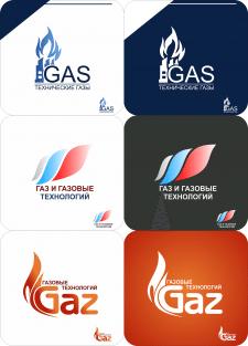 Логотип газовых технологий