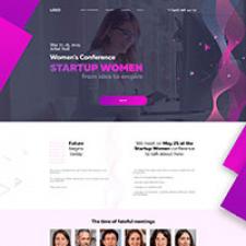 Сайт стартапа