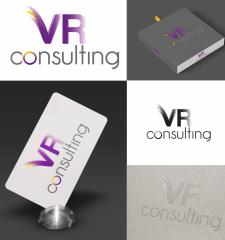 Логотип для виртуальной реальности