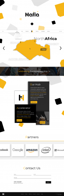 Hafla- Celebrating entrepreneurship in MENA